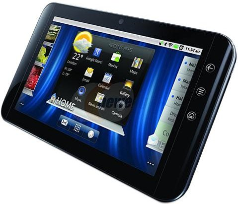 sst tablet contest picture of grand prize android tablet