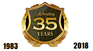 sst 35 years of proven value logo